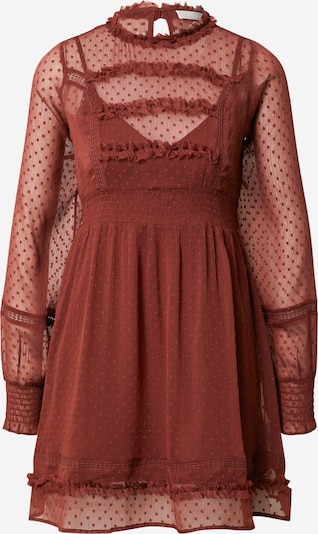 Guido Maria Kretschmer Collection Dress 'Sally' in Brown, Item view