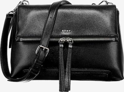 DKNY Umhängetasche 'Jaye' in schwarz / silber, Produktansicht