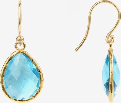 Latelita Oorbellen in de kleur Blauw, Productweergave