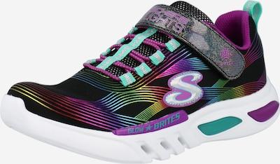 SKECHERS Zapatillas deportivas en azul / amarillo / verde / rojo / negro, Vista del producto