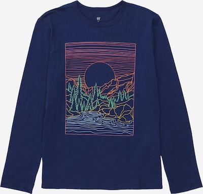 GAP Shirt in marine / mischfarben, Produktansicht