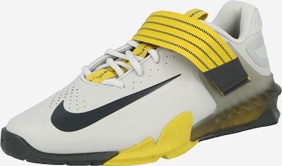 NIKE Sportschuh 'SAVALEOS' in limone / anthrazit / hellgrau, Produktansicht
