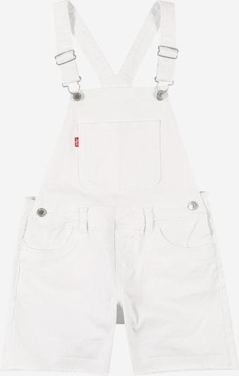 LEVI'S Latzhose in weiß, Produktansicht