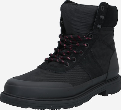 HUNTER Snowboots 'ORIGINAL INSULATED COMMANDO BO' in de kleur Zwart, Productweergave