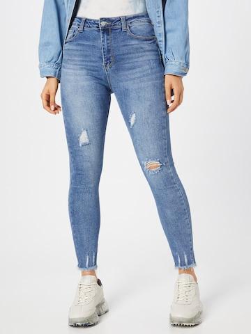 Hailys Jeans 'Liz' in Blue