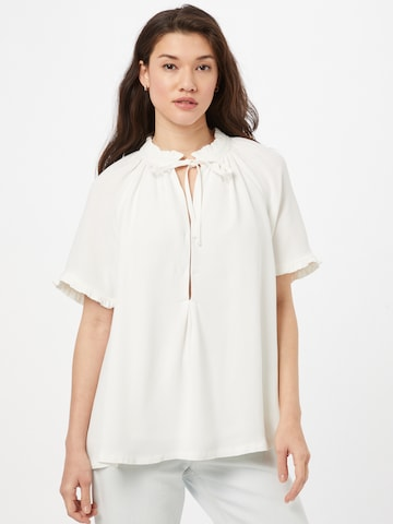 Birgitte Herskind Blouse 'Lakiin' in White
