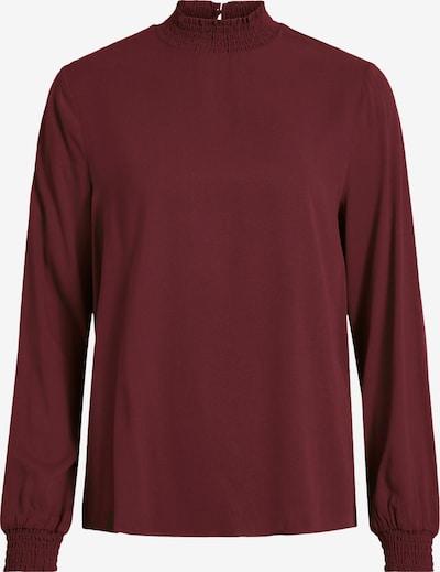 VILA Shirt 'Dania' in de kleur Bordeaux, Productweergave