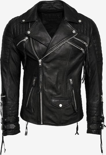 trueprodigy Lederjacke 'Jackson' in schwarz, Produktansicht
