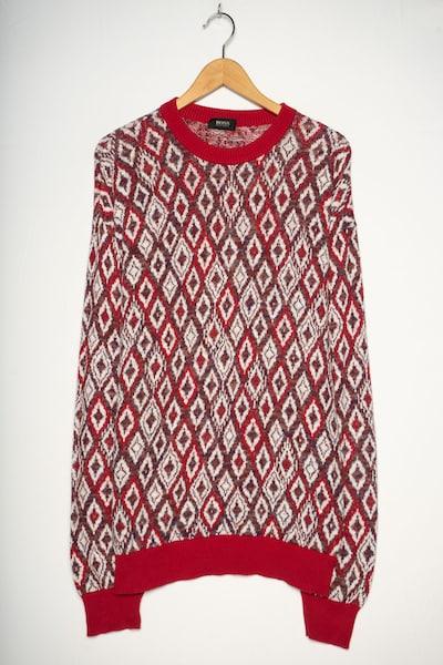 HUGO BOSS Pullover in L in blutrot, Produktansicht