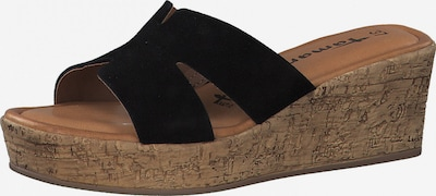 TAMARIS Šľapky - čierna, Produkt