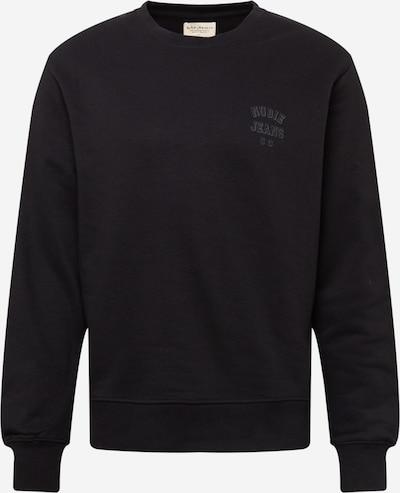 Nudie Jeans Co Sweatshirt 'Frasse' in Grey / Black, Item view