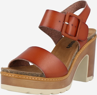 Refresh Strap sandal in Auburn, Item view