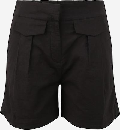 Selected Femme (Petite) Kalhoty se sklady v pase 'CECILIE' - černá, Produkt