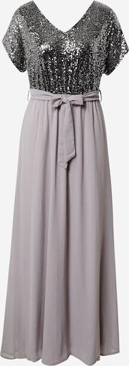 Mela London Večernja haljina u siva / srebro, Pregled proizvoda