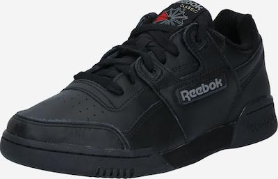 Reebok Classic Zapatillas deportivas bajas 'Workout Plus' en negro, Vista del producto