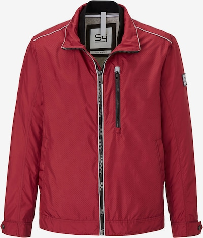 S4 Jackets Übergangsjacke in altrosa / blutrot / dunkelrot, Produktansicht
