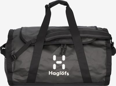 Haglöfs Sporttas in de kleur Zwart, Productweergave