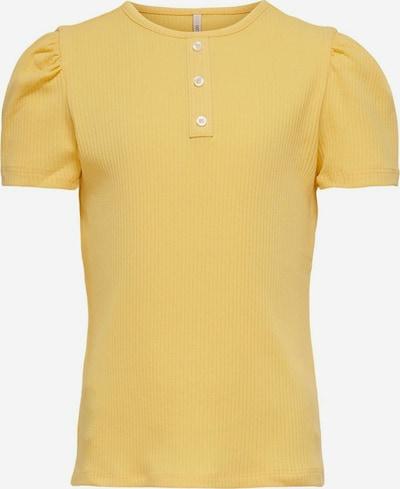 KIDS ONLY T-Shirt 'Berta' in de kleur Geel, Productweergave