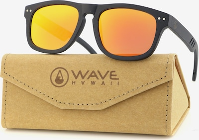 Wave Hawaii Sonnenbrille in schwarz, Produktansicht