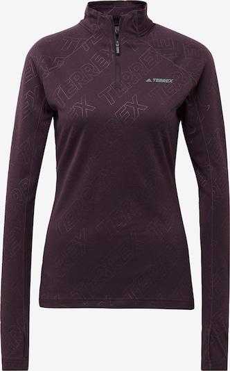 ADIDAS PERFORMANCE Funkcionalna majica | lila barva, Prikaz izdelka