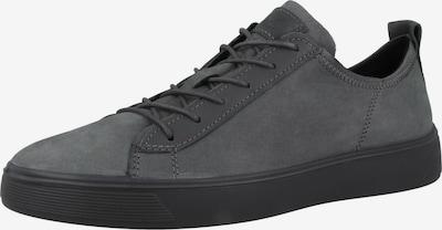 ECCO Sneakers laag 'Street Tray' in de kleur Grafiet, Productweergave