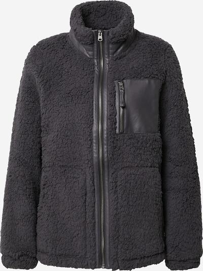 Abercrombie & Fitch Fleecetakki värissä harmaa, Tuotenäkymä
