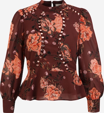 River Island Petite Bluse in Rot