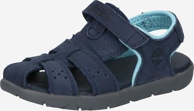TIMBERLAND Open schoenen 'Fisherman' in de kleur Navy / Lichtblauw, Productweergave