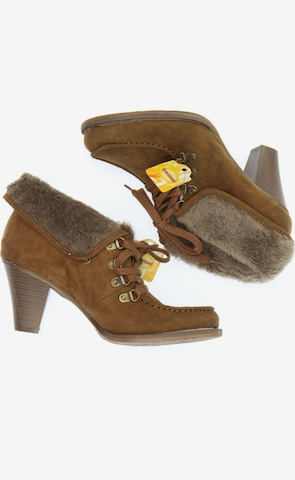 Graceland Dress Boots in 41 in Brown