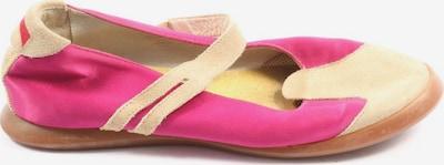 CAMPER Mary Jane Halbschuhe in 38 in creme / pink, Produktansicht