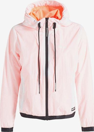 khujo Tussenjas ' ANAHITA ' in de kleur Pink / Rosa / Transparant / Wit, Productweergave