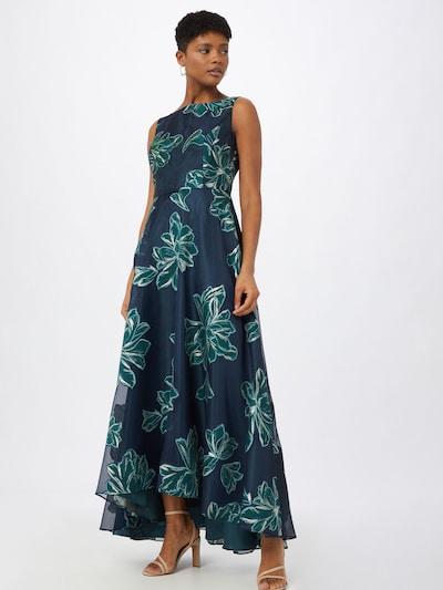 Vera Mont Večerné šaty - tmavomodrá / nefritová, Model/-ka