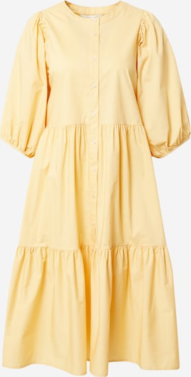 Part Two Robe-chemise 'Hasita' en sable, Vue avec produit