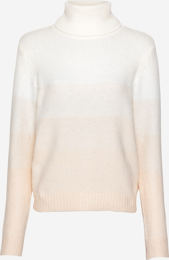 Dorothy Perkins Sweater in Peach / White, Item view
