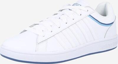 K-SWISS Sneakers laag 'Court Winston' in de kleur Blauw / Wit, Productweergave