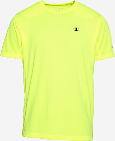 Sportiniai marškinėliai iš Champion Authentic Athletic Apparel , spalva - neoninė geltona / juoda, Prekių apžvalga