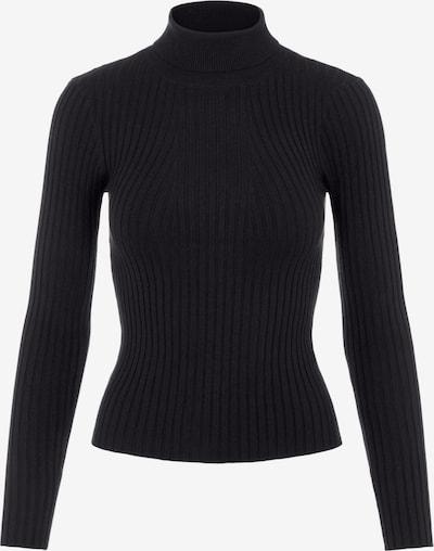 PIECES Pullover 'CRISTA' in schwarz, Produktansicht