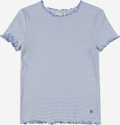 OVS Camiseta en azul ahumado / blanco, Vista del producto
