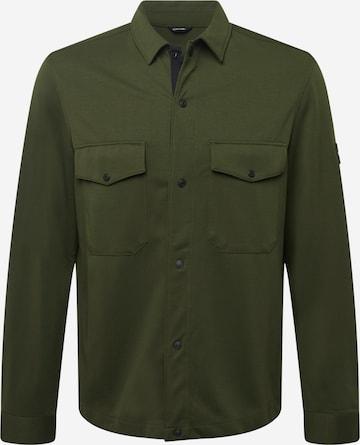 Calvin Klein Triiksärk, värv roheline