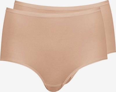 HUBER Maxislip ' 2er-Pack Cotton ' in nude, Produktansicht