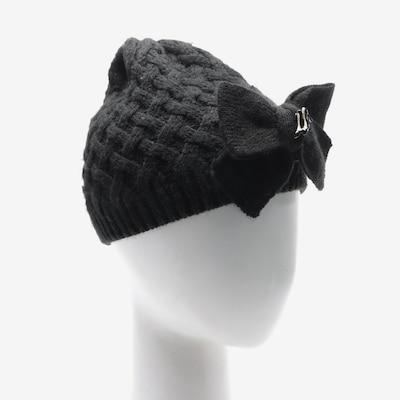 Twin Set Hat & Cap in S in Black, Item view