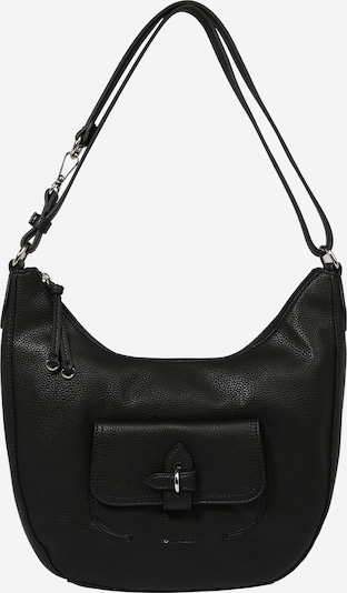 TOM TAILOR Shoulder bag 'Jasmin Hobo' in Black, Item view