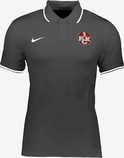 1. FC Kaiserslautern Poloshirt in dunkelgrau, Produktansicht