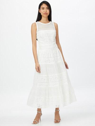 Lauren Ralph Lauren Kleid 'ALBERTINE' in weiß, Modelansicht