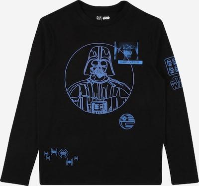 GAP Shirt in blau / schwarz: Frontalansicht
