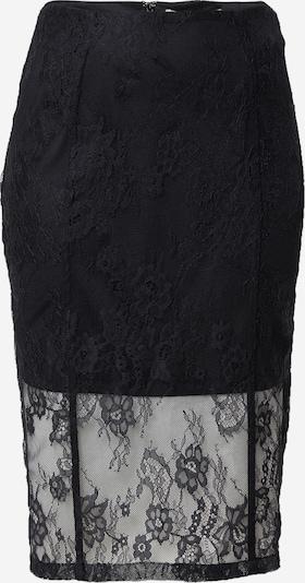 GLAMOROUS Rok in de kleur Zwart, Productweergave