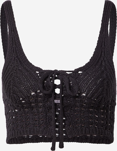 Missguided Knitted top in Black, Item view
