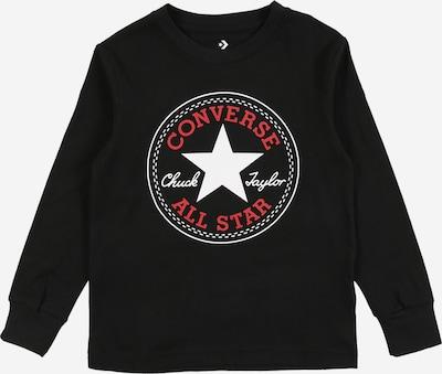 CONVERSE Tričko - červená / čierna / biela, Produkt