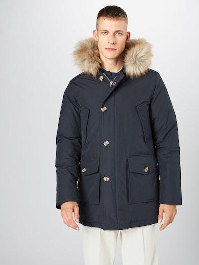 Canadian Classics Zimska jakna u mornarsko plava: Prednji pogled