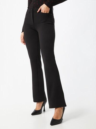 JACQUELINE de YONG Jeggings 'JDYCATIA' in de kleur Zwart, Modelweergave